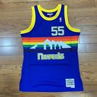 Mitchell and Nes Denver nuggets Mutombo swingman jersey on eBay