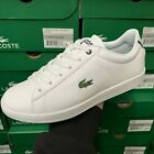 LACOSTE CARNABY EVO 7-33SPJ1003042 WHITE/NAVY SNEAKER YOUTH WOMEN SHOES