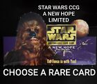 Star Wars CCG A New Hope Lmtd/BB Rare Single Cards - Choose Your Card - SWCCG $1.0 USD on eBay