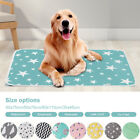 Waterproof Pet Bed Pad Breathable Puppy Dog Pee Pads Washable Reusable Mat