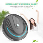 Smart Robot Vacuum Cleaner USB Rechargeable Floor Dry Dust Sweeping Machine