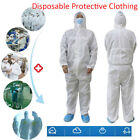 Kyпить Hazmat Suit Anti-Virus Protection Clothing Safety Coverall Disposable Washable на еВаy.соm