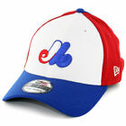 """New Era Montreal Expos Cap Cooperstown """"Team Classic"""" Hat (RB/RD/WH/RB) Cap"""