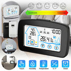 Wireless Digital Weather Station Indoor Outdoor Thermometer Hygrometer Calendar