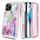 For iPhone 11 Pro Max 11 Pro Case Full Body Cover With Built-In Screen Protector