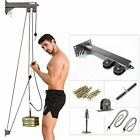 Pulley Cable Home Gym Accessories Strength Training Apparatus Workout Equipment for sale  Shipping to Nigeria
