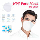 Medical Face M@SK Anti Bacterial Flu Face Nose Mouth Protection UK Stock