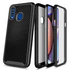 For Samsung Galaxy A10S / A20S Case Ultra Slim Built-In Screen Protector Cover