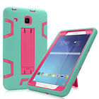 """For Samsung Galaxy Tab E 8.0"""" T375/T377/T378 Shockproof Rugged Hard Armor Case"""