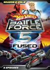 Hot Wheels Battle Force, 5 Fused,(DVD), Season 2 Volume 2 , NEW and Sealed!