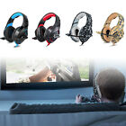 Stereo Bass Surround Gaming Headset With MicFor New Xbox One Laptop Tablet Gamer