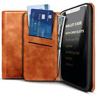 For Samsung Galaxy A10S/A20S Leather Wallet Case Magnetic Flip Card Holder Cover
