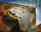 Melting Watch By Salvador Dali Painting Artwork Paint By Numbers Kit DIY