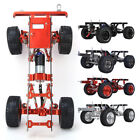 Rc Car Chassis Frame Upgrade Parts For 1/12 Mn-d90/91 Remote Control Crawler Car