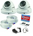 Swann PRO-T854 1080P HD CCTV Dome Cameras DVR 1590 1600 4550 4575 4750 TWIN PACK