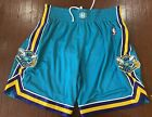 Authentic Mitchell and Ness Charlotte Hornets Shorts on eBay