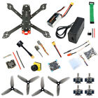 QWinOut three225 225mm Airframe with Camera D8/D16 Receiver DIY Drone Kit BNF