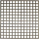 Pre Treated Wooden Trellis Garden Outdoor Climbing Plants Fence Square 6FT/180cm