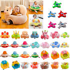 Baby Sofa Support Seat Cover Soft Plush Chair Learn To Sit Up Cushion Armchairs