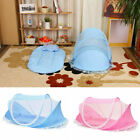 Baby Infant Portable Folding Travel Bed Crib Canopy Mosquito Net Tent image