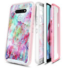 For LG Stylo 6 Case Shockproof Full Body Phone Cover + Built-In Screen Protector