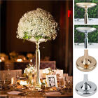 """17"""" Flared Top Metallic Candle Holder Vase Riser Wedding Party Centerpieces SALE"""