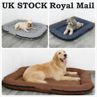 Soft Deluxe Orthopaedic Dog Pet Warm Sofa Bed Pillow Cushion Washable Mat S/M/L
