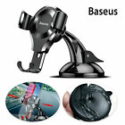 Baseus Universal 360° Gravity Car Mount Cradle Holder Stand for Cell Phone & GPS