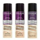 Covergirl  Olay Simply AgeLess 3-in-1 Liquid Foundation..choose your Shade.