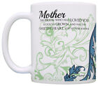 Gifts for Mom Sweetest Heart Sentimental Poem Mom Gifts from Coffee Mug Tea Cup