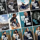 JAMES BOND: NO TIME TO DIE Movie PHOTO Print POSTER 007 Cast Art Character Film $6.58 AUD on eBay
