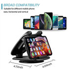 360° Sticky Pad Car Mount Holder for Apple iPhone X XS XR Note 9 / 8 All Phones