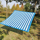 Rectangle Sun Shading Net Shelter Canopy Protection Cover Patio Garden Awning