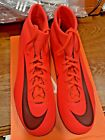 Nike Mercurial Superfly 6 CR7 Club FG MG Soccer Cleats Red Free Shipping