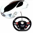 Bounce Rollover Stunt Car With Steering Wheel 1:4 Scale High Speed Kids Toy