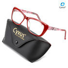 Cyxus CP Blue Light Blocking Glasses Anti Eyestrain Filter UV Computer Eyewear