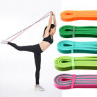 Pull Up Assistance Bands - Thick, & Long Latex Exercise Resistance Training Loop image