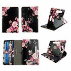 CASE FOR SAMSUNG GALAXY TAB A 8 INCH  ROTATING PU LEATHER TABLET COVER ID SLOT