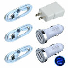 Micro USB Cable & Car Wall Charger for Huawei Mate 20 Lite 10 P30 Pro P20 US