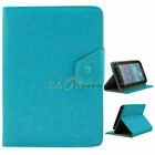 For LG G Pad 5 10.1 FHD 4G 2019 Tablet Leather Folio Cover Stand Case Keyboard