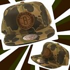 BROOKLYN NETS snap back hat by Mitchell & Ness on eBay