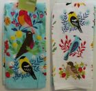 Set of 2 Decorative Kitchen Towels Spring Summer Fall Winter NWT 44 Designs/Sets