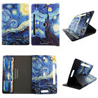 CASE FOR TABLET 10 INCH UNIVERSAL FOLIO COVER PU LEATHER 360 CARD CASH SLOTS