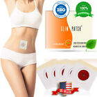 10-100Pcs Slim Patch Weight Loss Slimming Diets Pads Detox Burn Fat Adhesive $12.99 USD on eBay