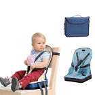 Portable Baby Toddler Infant Dining Chair Booster Seat Harness Safety N3