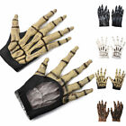 Deluxe Gray WereWolf Gloves Hands Claws Halloween Costume Paws Werewolf Gloves