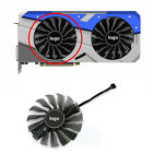 GAA8S2U for PALIT GTX 1080 8GB GameRock Premium Edition Graphics Video Fan 4pin