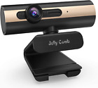 Webcam 1080P Full HD Computer Camera USB Web Camera with Built-in Mic