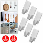 Self Adhesive Stainless Steel Hooks Wall Door Strong Sticky Holder for Bathroom
