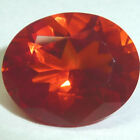Lab Created Helenite Oval Faceted Loose Gemstones Fine Cut AA+ 5x3mm-16x12mm